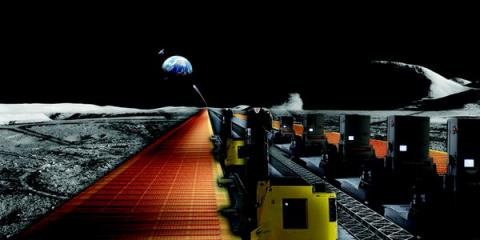 A Xerox machine for super solar panels