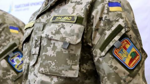 Military drills Spring Thunder 2016 began in Ukraine