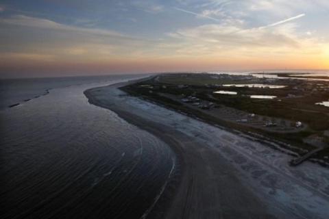 Unknown amount of crude in Louisiana bayou