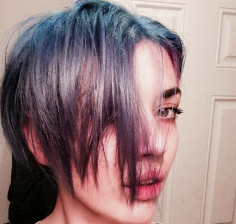 Denim hair: what does it mean?