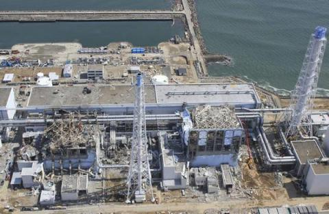 Japan regulators OK costly ice wall at Fukushima plant