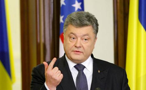 Donbas local elections possible on certain conditions – Poroshenko