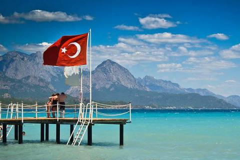 Turkey wishes to increase number of tourists from Ukraine by over 40%