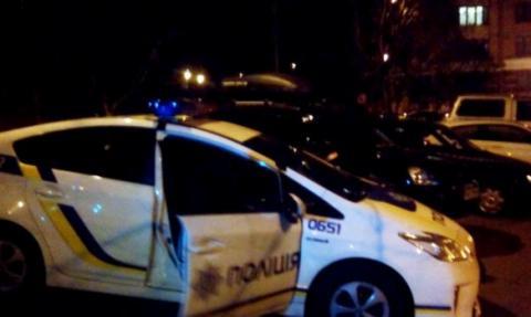 Car of MP Volodymyr Parasyuk exploded in center of Kyiv (PHOTO)