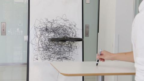 You can now make art using a drone (VIDEO)
