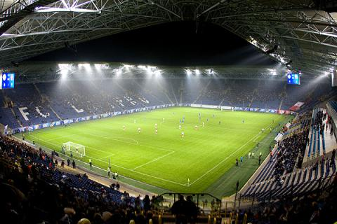 Dnipro football club banned from European competitions for a year
