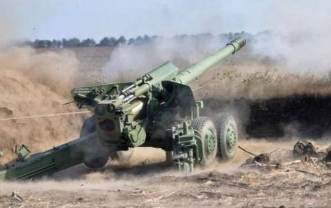379 attacks happened in ATO zone in eastern Ukraine over the week