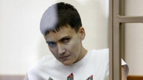 Savchenko exchange for Russian citizens arrested in Ukraine is possible - Russian IC