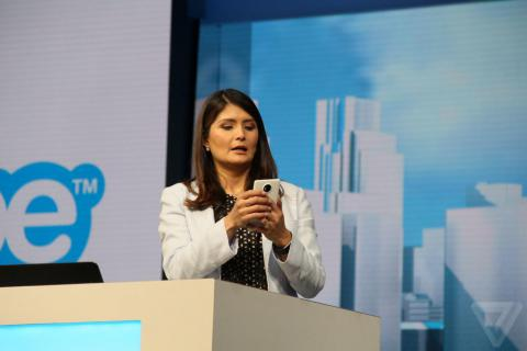 Microsoft BUILD Conference 2016: Virtual ink, policy of openness and nothing about smartphones (PHOTO)