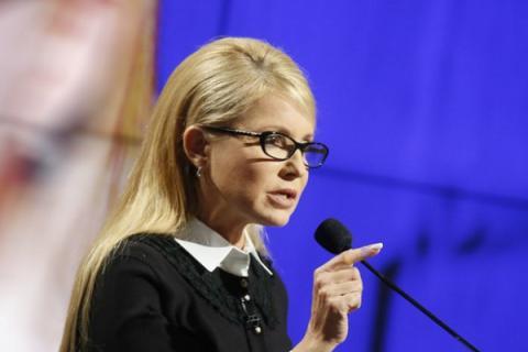 Batkivschyna goes into opposition in Ukrainian parlament – Faction leader Tymoshenko