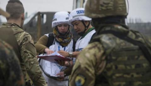 Violence in Donetsk region increased,  - OSCE report