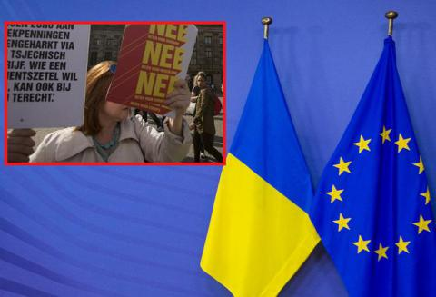Euro-sceptics in orange mood: Three possible solutions of Ukrainian issue