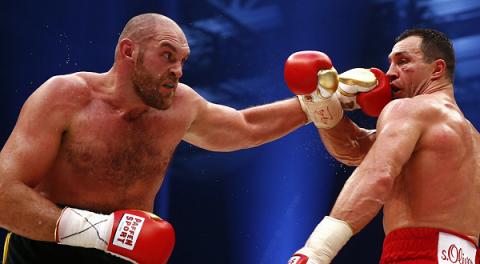 Rematch between Vladimir Klitschko and Tyson Fury deferred to July 9