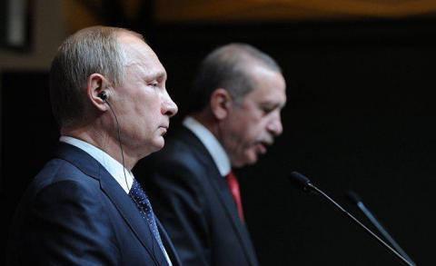 Erdogan and Putin inciting a large-skale war with NATO?