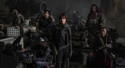 'Star Wars: Rogue One' Trailer appeared (VIDEO)