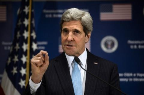 Ukraine, Russia should pull together to fully implement Minsk agreements - Kerry