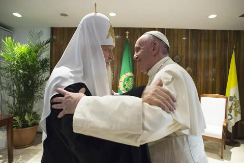 "Moscow and Vatican: A new geo-strategy against the political ""blindness"""