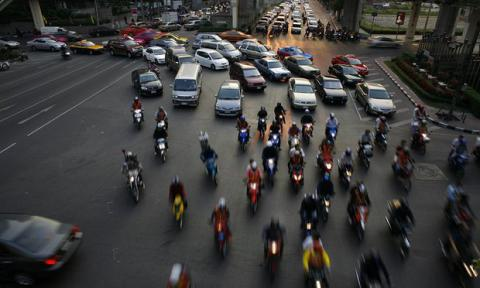 Drink-drivers in Thailand to be sent to work in morgues