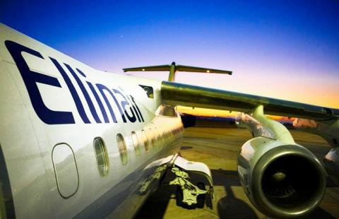 Greek Ellinair airline launches flights from Ukraine's Lviv to Iraklion and Saloniki