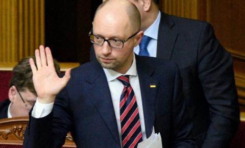 Ukraine's PM asked Rada to accept his resignation
