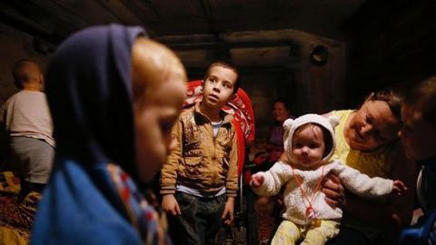 50 children died, 138 injured in Donetsk region since start of war