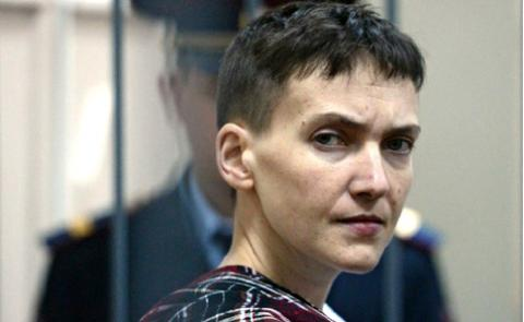 Savchenko to continue dry hunger strike until Yerofeyev, Alexandrov are sentenced