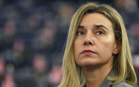 EU expects a decision from Netherlands on Ukraine-EU Association Agreement - Mogherini