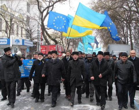 Ukrainian Prosecution of ARC initiated criminal case for ban of Mejlis