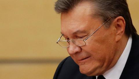 Yanukovych lawyers refuse Ukraine's PGO request to interrogate him over Skype