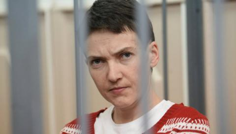 Savchenko may be exchanged on Yerofeev, Alexandrov - Council of Federation of Russia