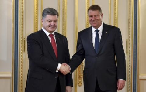 Ukrainian President: Ukraine, Romania, Bulgaria may set up joint military brigade