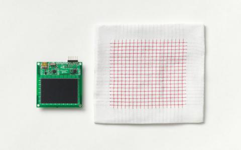 Google's Smart Textiles tested by robot (PHOTO)