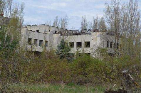 Pripyat has become a post-apocalypse decoration (PHOTO)