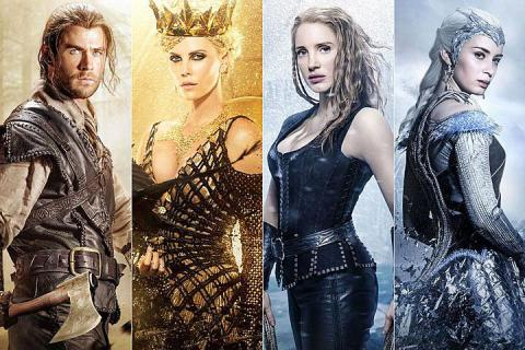 "Love with special effects: ""The Huntsman: Winter"
