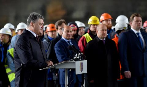 Ukraine tightened security at NPPs after RF aggression – Poroshenko