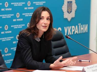 First Deputy of Ukraine's Interior Minister resigned for personal reasons