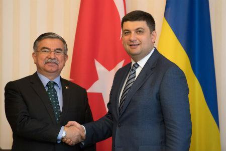 Turkey to help Ukraine achieve peace and prosperity - Turkish Defense Minister