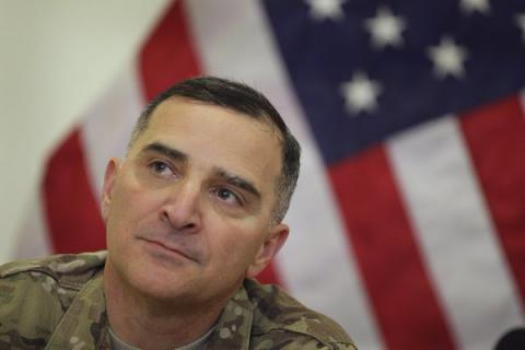 New NATO Supreme Allied Commander Europe took command