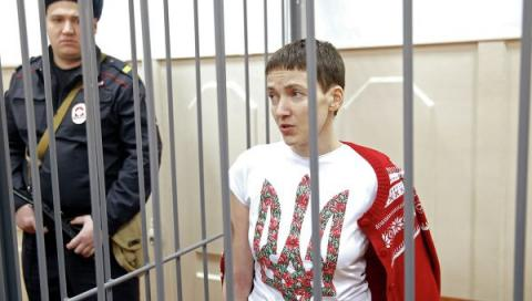 Savchenko demands to extradite her immediately