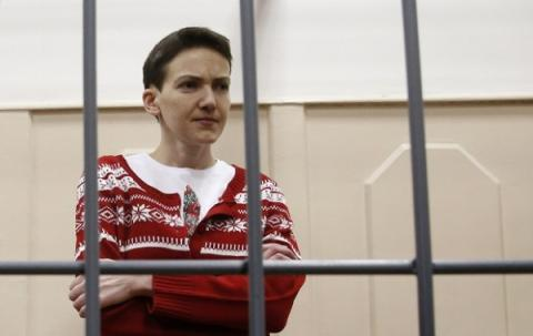 They want to return me to Ukraine as criminal, not hero - Savchenko's letter