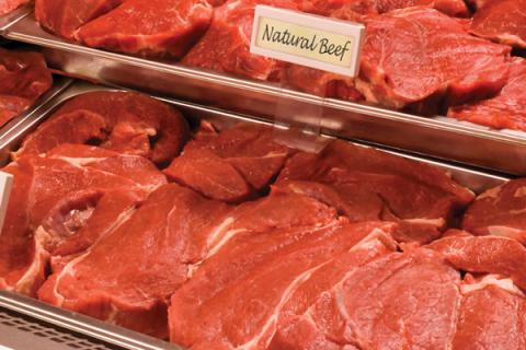 Ukrainian food safety service allowed imports of Poland's beef