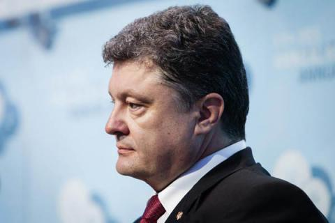 Holding of next mobilization wave will depend on situation in ATO zone - Ukrainian President