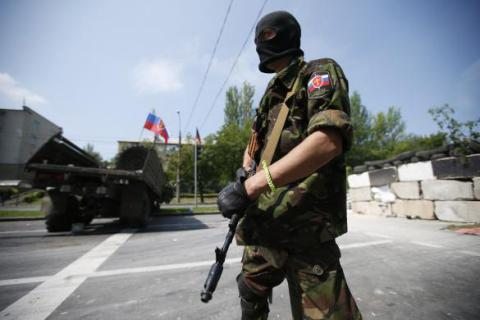 ATO HQ reported 11 militants' attacks on Ukrainian position on May, 10