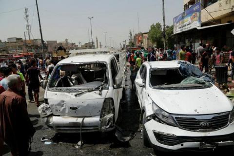 Car bomb in Baghdad's Sadr City kills 50