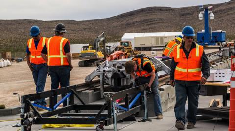 Elon Musk's Hyperloop just took a big step towards becoming a thing