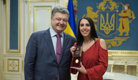 Ukraine's Foreign Ministry to nominate Jamala for UNICEF Goodwill Ambassador