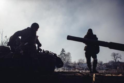 17 attacks reported in Donbas over past 24 hours - ATO press center