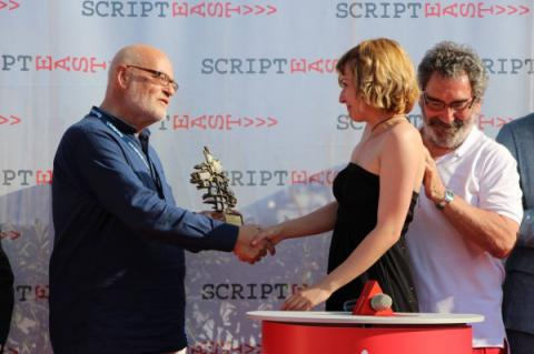 Ukrainian received ScripTeast award at Cannes Film Festival