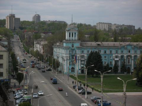 Ukrainian parlament renamed Dniprodzerzhynsk as Kamyanske