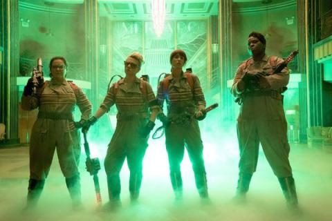 Second all-female Ghostbusters trailer appeared, and it much better then first (VIDEO)